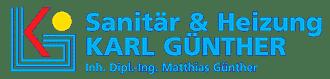 Sanitärheizung Günther Logo